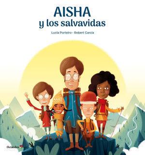 AISHA Y LOS SALVAVIDAS