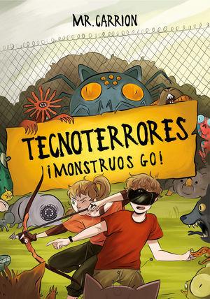 MONSTRUOS GO!