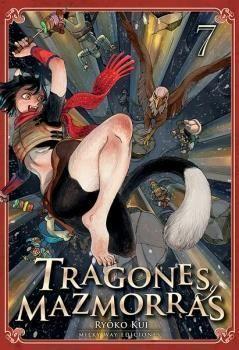 TRAGONES Y MAZMORRAS, VOL. 7