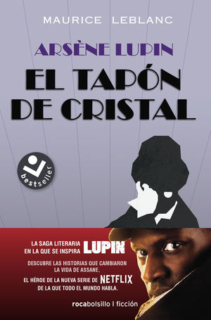 ARSENE LUPIN EL TAPON DE CRISTAL