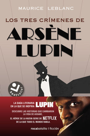TRES CRIMENES DE ARSENE LUPIN,LOS