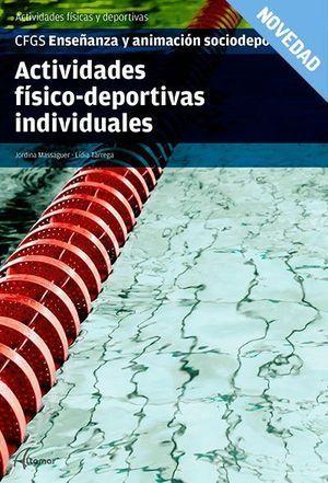 ACTIVIDADES FÍSICO-DEPORTIVAS INDIVIDUALES 2020 ALTAMAR