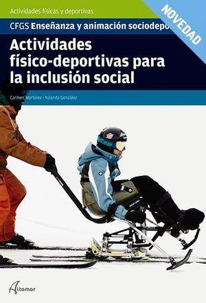 ACTIVIDADES FÍSICO-DEPORTIVAS PARA LA INCLUSIÓN SOCIAL 2020 ALTAMAR