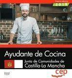 AYUDANTES COCINA CASTILLA LA MANCHA TEST. CEP 2019