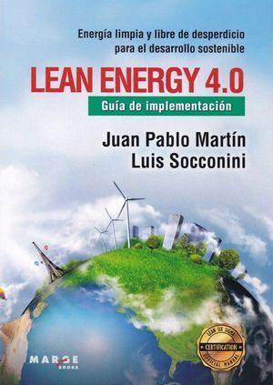 LEAN ENERGY 4.0 -GUIA DE IMPLEMENTACION