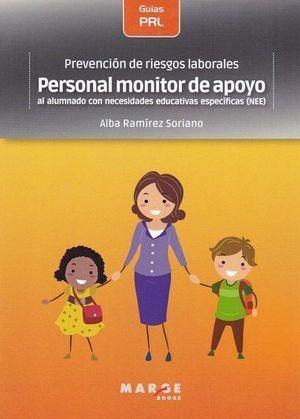 PERSONAL MONITOR DE APOYO - PREVENCION DE RIESGOS LABORALES