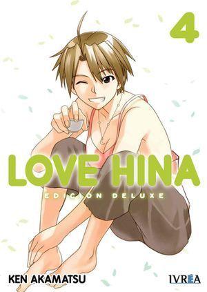 LOVE HINA 4