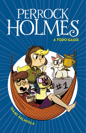 A TODO GASSS SERIE PERROCK HOLMES 13