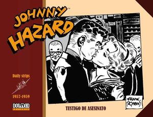 JOHNNY HAZARD 1957-1959