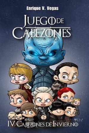 JUEGO DE CABEZONES 04. CABEZONES DE INVIERNO