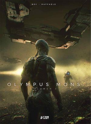 OLYMPUS MONS Nº 3