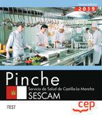 PINCHE SERVICIO SALUD CASTILLA LA MANCHA 2019. TEST  CEP
