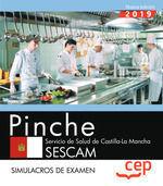 PINCHE SERVICIO SALUD CASTILLA LA MANCHA 2019. SIMULACROS DE EXAMEN  CEP