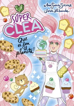 SÚPER CLEA 2 QUE ES FON EL PLANETA!. CATALAN (SÈRIE SÚPER CLEA 2)