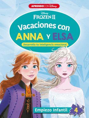 VACACIONES CON ANNA Y ELSA. EMPIEZO INFANTIL 4