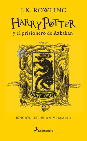 HP3-PRISIONERO DE AZKABA(TD)(20ANIV.HUF)