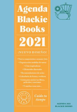AGENDA BLACKIE BOOKS 2021