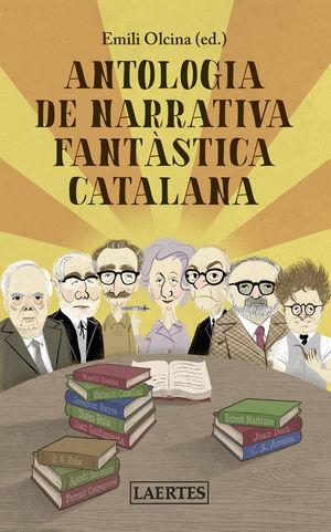 ANTOLOGIA DE NARRATIVA FANTÀSTICA CATALANA