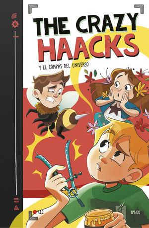 THE CRAZY HAACKS 9. Y EL COMPÁS DEL UNIVERSO