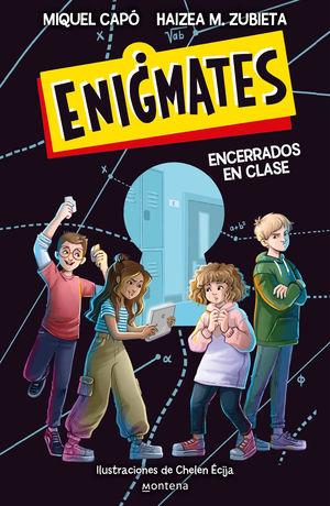 ENIGMATES ¡ENCERRADOS EN CLASE! ( 1)