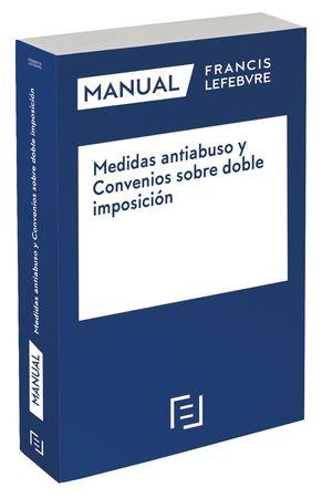 MANUAL MEDIDAS ANTIABUSO EN LOS CONVENIOS SOBRE DOBLE IMPOSICIÓN