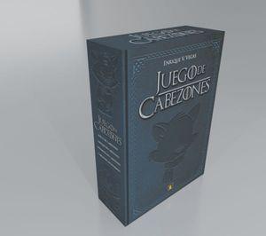 ESTUCHE JUEGO DE CABEZONES (EDICION LIMITADA)