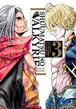 SHUUMATSU NO VALKYRIE RECORD OF RAGNAROK 03