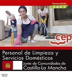 2021 PERSONAL LIMPIEZA JCCM. TEST. CEP