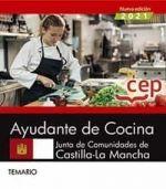 2021 AYUDANTE DE COCINA JCCM. TEMARIO