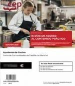 2021 PACK AYUDANTE DE COCINA. JCCM