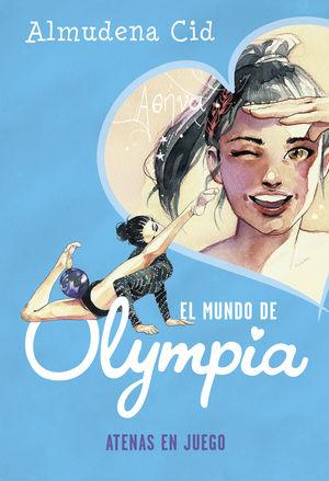 ATENAS EN JUEGO (EL MUNDO DE OLYMPIA 5)
