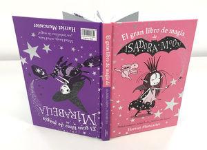 EL GRAN LIBRO DE MAGIA DE ISADORA Y M