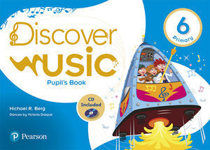 6EP DISCOVER MUSIC 6 PUPIL'S BOOK PACK