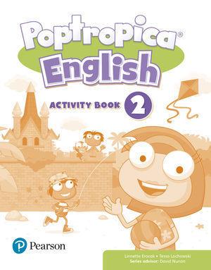 2EP POPTROPICA ENGLISH 2 ACTIVITY BOOK
