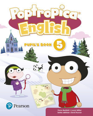 5EP POPTROPICA ENGLISH 5 PUPIL'S BOOK PACK