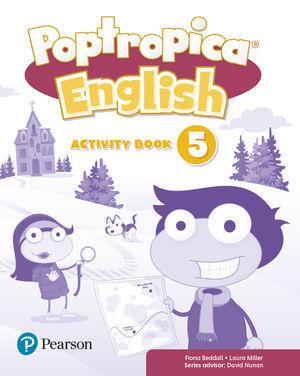 5EP POPTROPICA ENGLISH 5 ACTIVITY BOOK