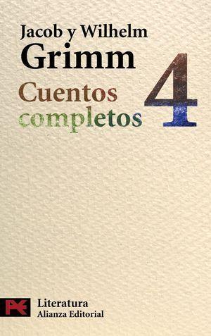 CUENTOS COMPLETOS 4