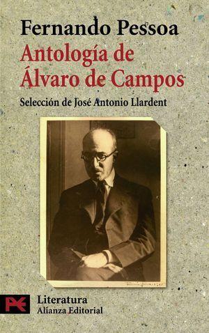 ANTOLOGIA DE ALVARO DE CAMPOS