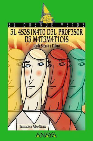 ASESINATO DEL PROFESOR DE MATEMATICAS