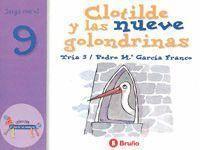 JUEGA CON EL 9 CLOTILDE Y LAS NUEVE GOLONDRINAS
