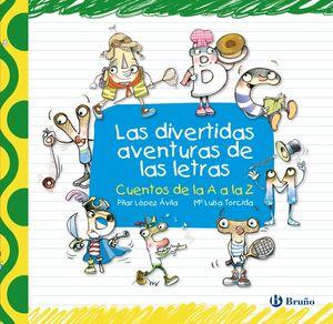 LAS DIVERTIDAS AVENTURAS DE LAS LETRAS. LETRA MANUSCRITA