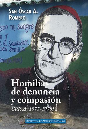 HOMILIAS DE DENUNCIA Y COMPASION CICLO A (1977-1978) I