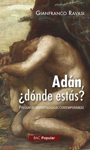 ADAN, ¿ DONDE ESTAS?