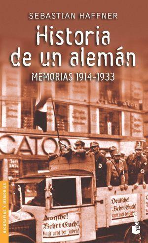 HISTORIA DE UN ALEMAN (NF)