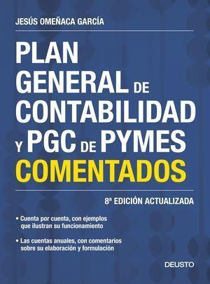 PLAN GENERAL DE CONTABILIDAD Y PGC DE PYMES COMENT
