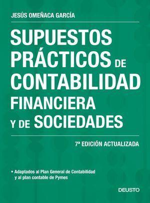 SUPUESTOS PRACTICOS DE CONTABILIDAD FINANCIERA Y D