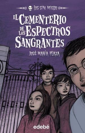 CEMENTERIO DE LOS ESPECTROS SANGRANTES EL VOL. 4