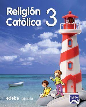 3EP RELIGIÓN CATÓLICA 2012 EDEBE