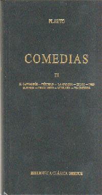 COMEDIAS III