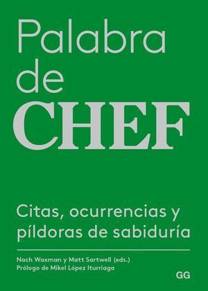 PALABRA DE CHEF